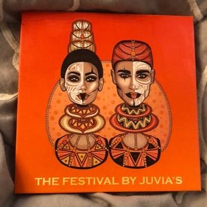 Juvia's place The Festival eyeshadow palette